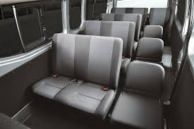 nissan van nv350 nissan nv350 urvan updated with new safety features for malaysia