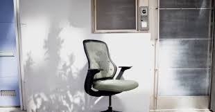 review knoll regeneration desk chair wired