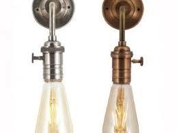 Edison Bulb Wall Sconce Edison Bulb Wall Sconce Set Great Home Decor Edison Edison Bulb