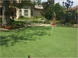 backyards enchanting backyard golf greens diy backyard golf