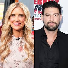 christina el moussa is dating hockey player nate thompson