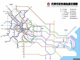 Shenzhen Metro Map In English by Tianjin Metro Mrt System Map