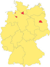 map of germany cities germany