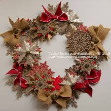 christmas wreath stampin u0027 up holiday crafts christmas