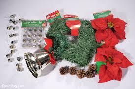 family dollar christmas trees diy dollar tree christmas garland create pray