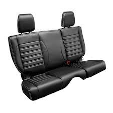 white jeep 4 door tmi 43 41100 6525 ws jeep wrangler jk seat upholstery sport black