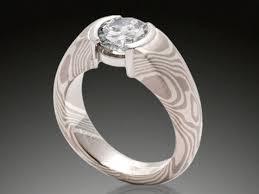 non metal wedding bands 1598 best mokume gane jewelry images on wedding bands