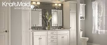Kraftmaid Bathroom Cabinets Quickship Vanities