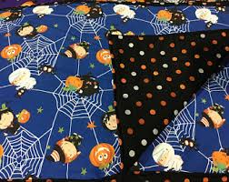 halloween placemat etsy
