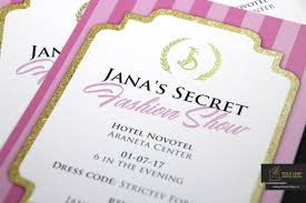 Invitation Printing Services Gold Leaf Printing Services Manila Philippines