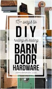 Tips For Selecting The Perfect Door Hardware For Your by How To Hang A Diy Sliding Door Plumbing Pipe Diy Sliding Door