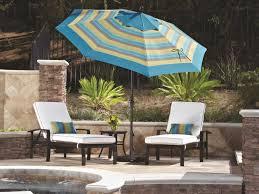 Treasure Garden Patio Umbrellas by Treasure Garden Market Aluminum 9 U0027 Octagon Collar Tilt Crank Lift