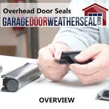 overhead garage door weather stripping overhead door seals archives garage door weather seal