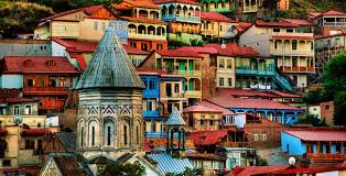 5 nights 6 days tour program round georgia chardonnay hotel in