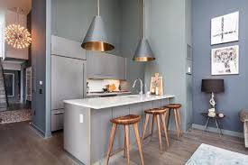 cuisine couleur bleu gris design interieur quelle couleur de mur pour une cuisine bleu gris