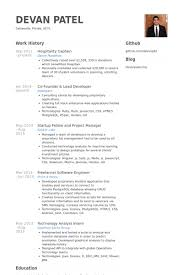 resumes examples for freshers sample resume for freshers 28
