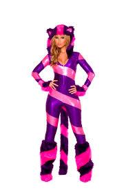 Cheshire Cat Halloween Costume Fiesty Cheshire Cat Costume Women U0027s Costumes