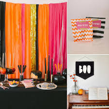 do it yourself halloween party decorations diy halloween