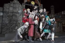 New York To Six Flags New Jersey Six Flags U0027 2015 Fright Fest Is Biggest Scariest In History