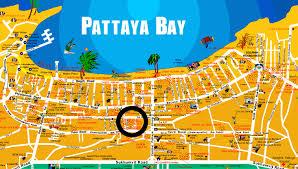 Oasis Map Location Diana Oasis Pattaya Serviced Studios U0026 Pool