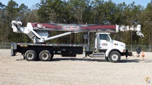 manitex 40124s boom truck crane for in houston texas on