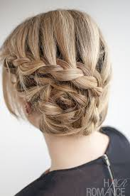 upstyle hair styles curved lace braid hairstyle tutorial inspired by nicole kidman at