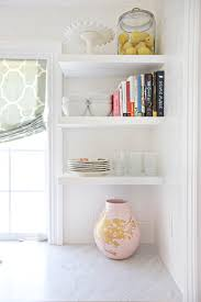 Floating Shelves Kitchen by Replace A