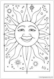 Coloring Page Sun Sun 1 Coloring Page Free Coloring Pages Online by Coloring Page Sun