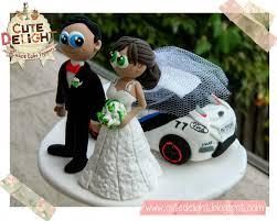 car wedding cake toppers wedding cake toppers custom cake topper cake toppers cake