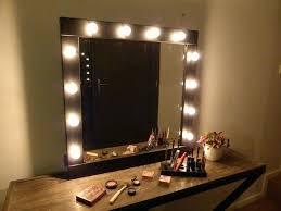 vanity mirror with lights for bedroom bedroom mirrors with lights around them mirror