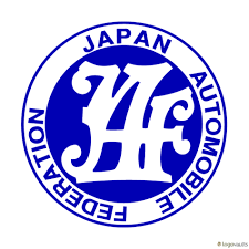 nissan logo vector japan automobile federation jaf logo eps vector logo