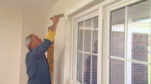 How To Replace A Window Sill Interior How To Dress Up A Drywall Window Return With Wood Casing Today U0027s