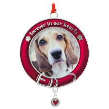 pet memorial picture frame hallmark ornament gift ornaments