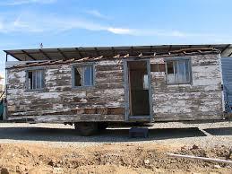 1950 u0027s grapes of wrath tiny house trailer