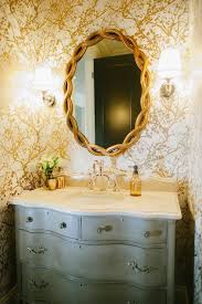 Gold Frame Bathroom Mirror Gold Bathroom Mirror House Decorations