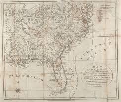 map of virginia and carolina 1792 map of the states of virginia carolina south flickr
