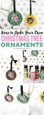 how to make your own christmas tree ornaments printable crush