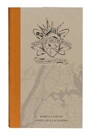 New York Zip Code Map by Nonstop Metropolis A New York City Atlas Rebecca Solnit Joshua