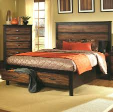 King Size Platform Bed With Storage Plans - queen size rustic bed frame plans frames canada coccinelleshow com