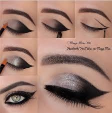 bridal makeup tutorial beautiful bridal smokey eye makeup tutorial step by step 2016