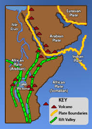 africa map great rift valley nssch geography module 1 demo