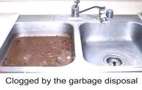 Sink Clogged Kitchen Clogged Kitchen Sink Garbage Disposal Besto