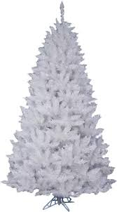 the aisle sparkle 3 5 white spruce artificial