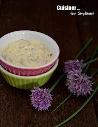 cuisiner les fleurs beurre fleurs de ciboulette cuisiner tout simplement le