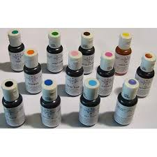 amazon com americolor cake colors kit 12 color soft gel kit 75