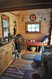 Fine Tiny House Interior Square Feet Custom Built By And Design - Tiny home interiors