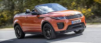 range rover convertible the range rover evoque convertible isn u0027t the first soft top suv