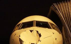 Oklahoma best travel apps images Okc thunder players surprised to find huge dent in plane after jpg
