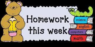 mrs hoffmann u0027s kindergarten homework u2013 mrs melissa hoffmann