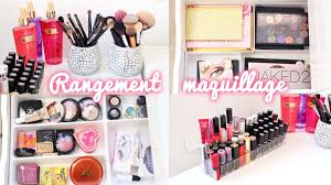 Rangement Dressing Fly by Mon Rangement Maquillage Laura Makeuptips Youtube